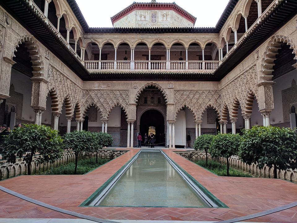 20. Alcazar, Seville (Spain)