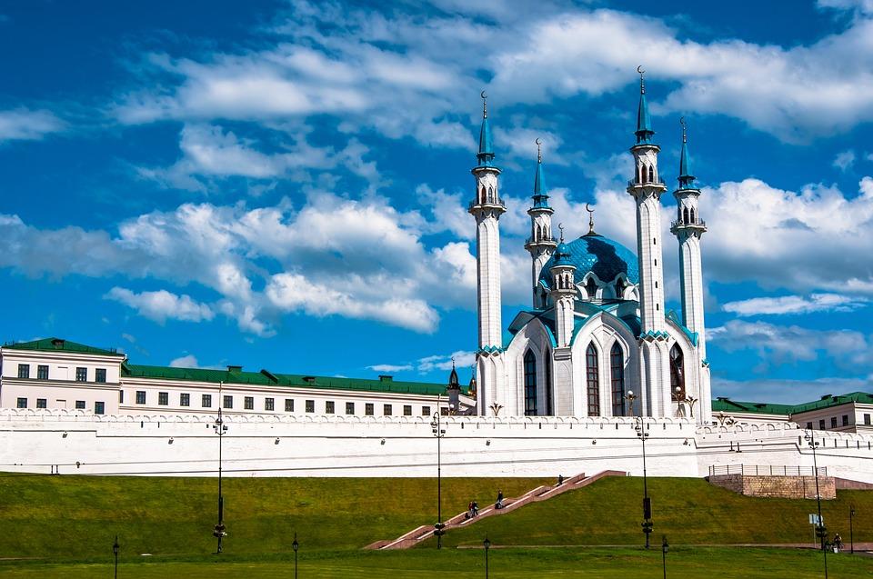 20. Kazan Kremlin - Kazan, Russia
