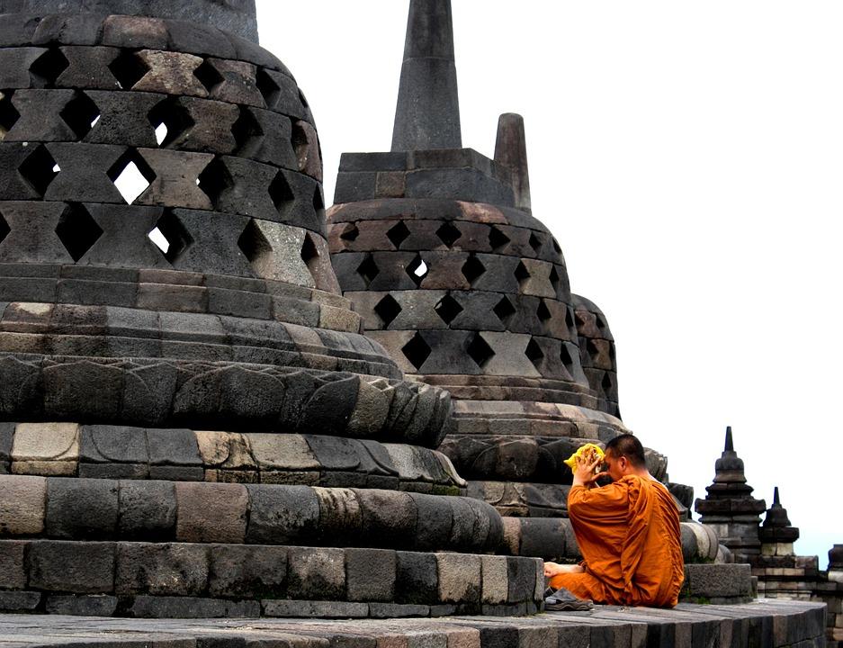 3. Borobudur, Magelang (Central Java)