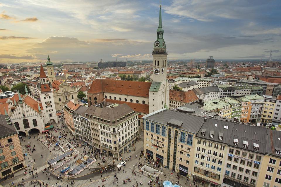 3. Munich, Germany