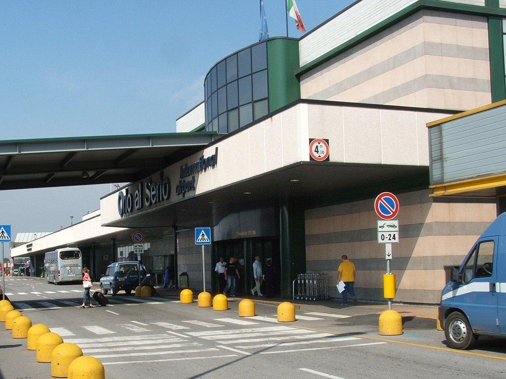 3. Orio al Serio Airport, Bergamo
