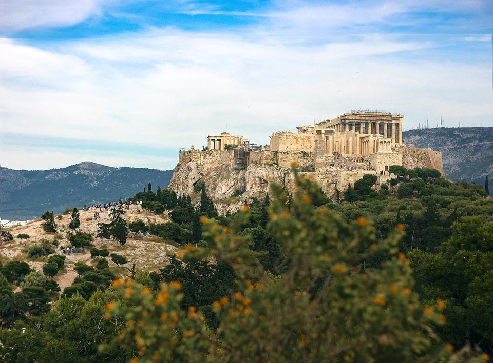 3. Parthenon, Athens (Greece)