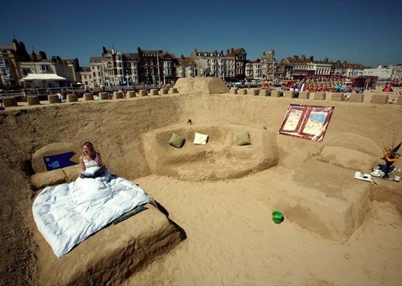3. Sand Hotel, England