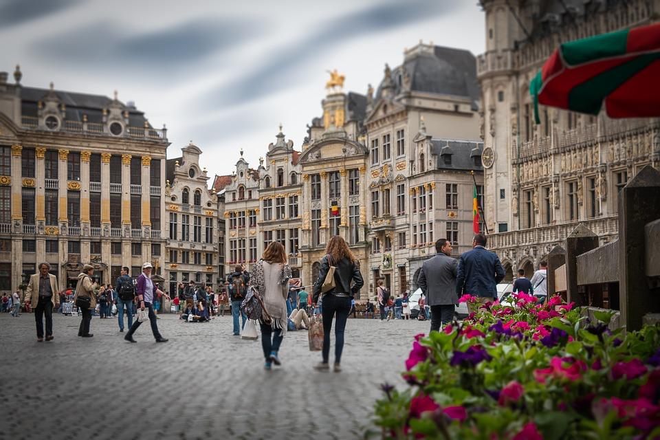 4. Brussels, Belgium