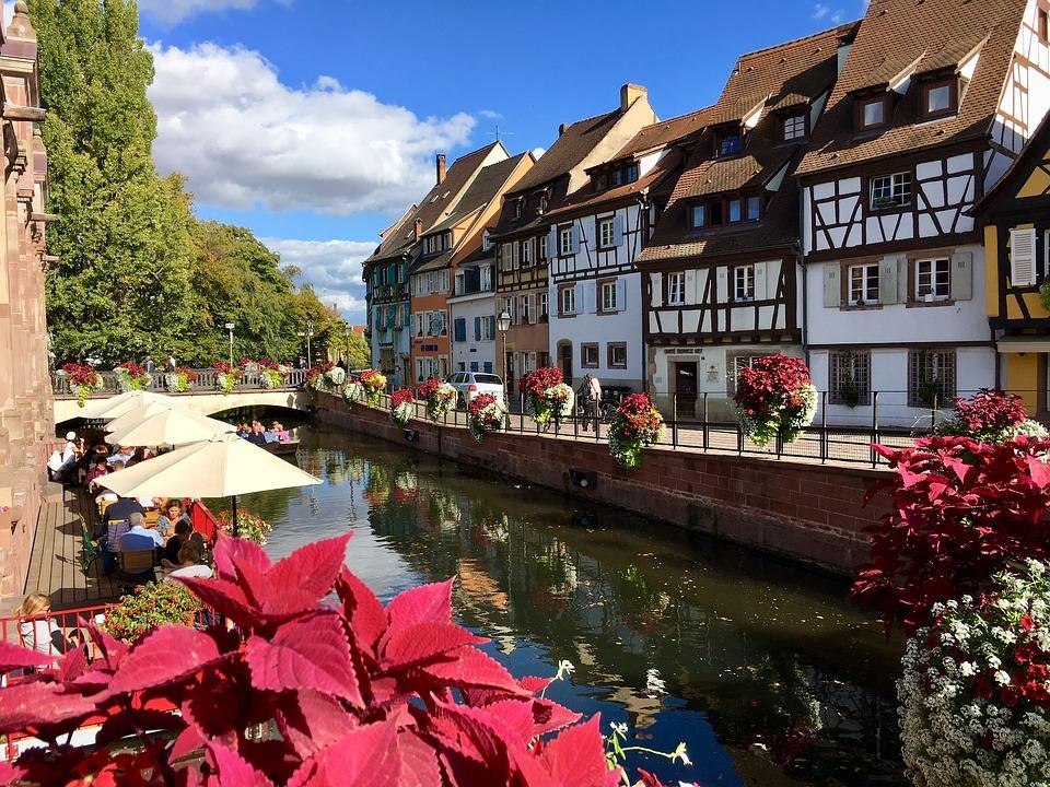 4. Colmar, France