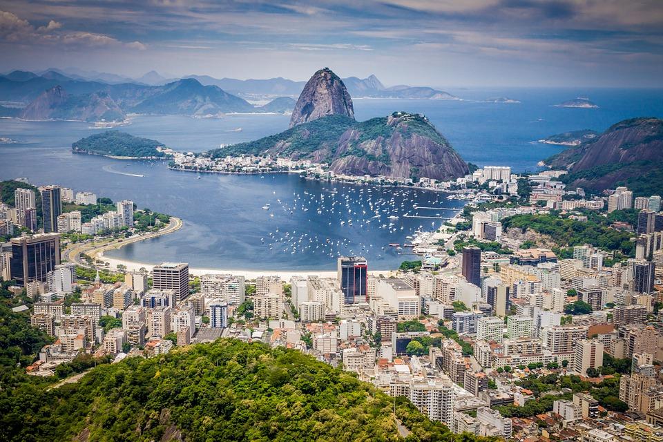 4. Rio de Janeiro, Brasil