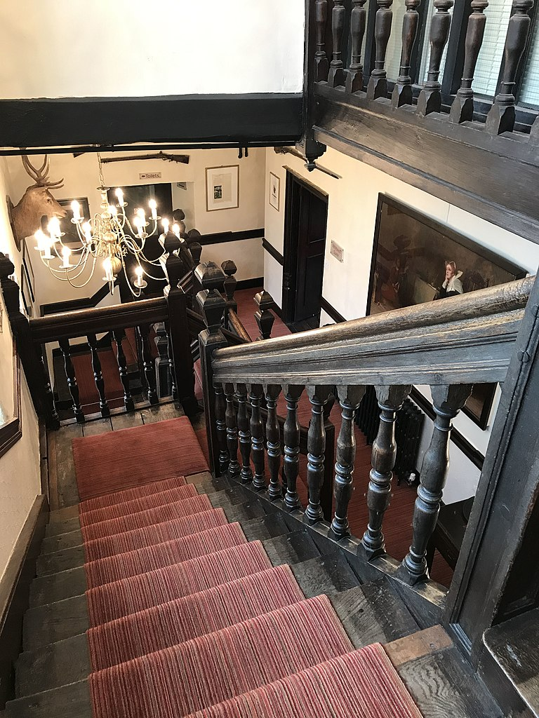 4. Talbot Hotel - Oundle, UK