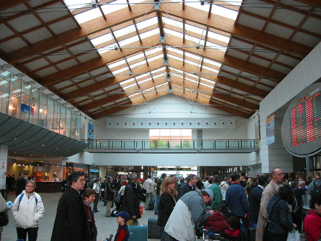 4. Venice Marco Polo Airport, Venice