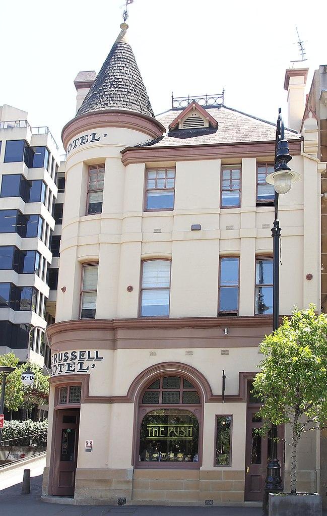 5 - Russell Hotel - Sidney, Australia