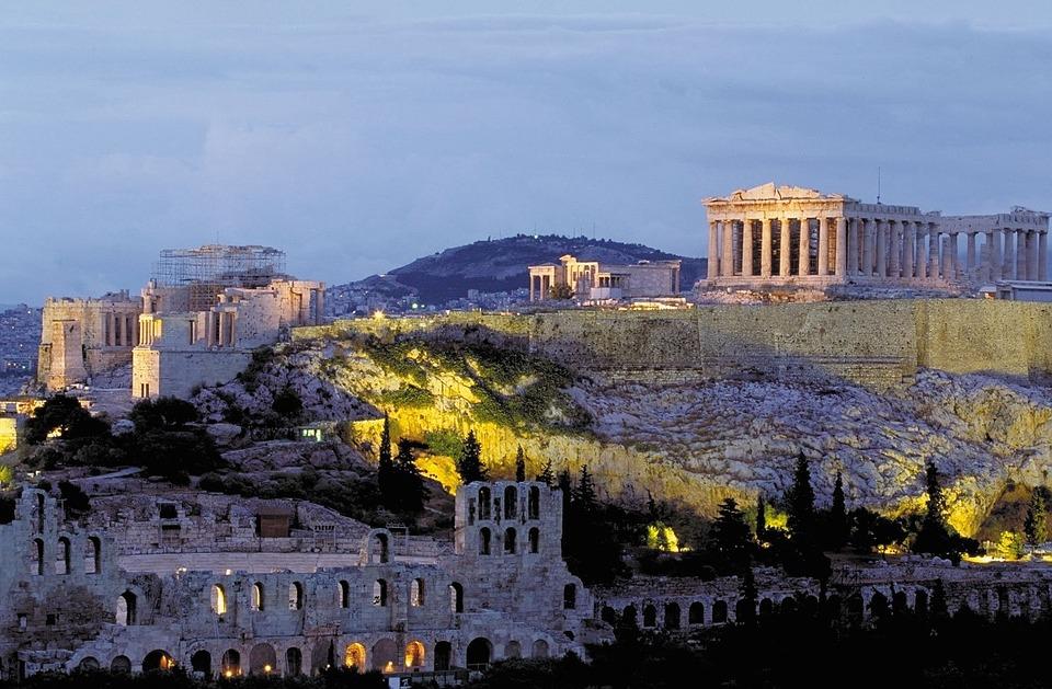 5. Parthenon - Athens, Greece