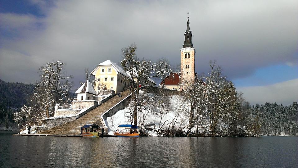 6. Bled, Slovenia