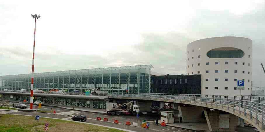 6. Fontanarossa Airport, Catania