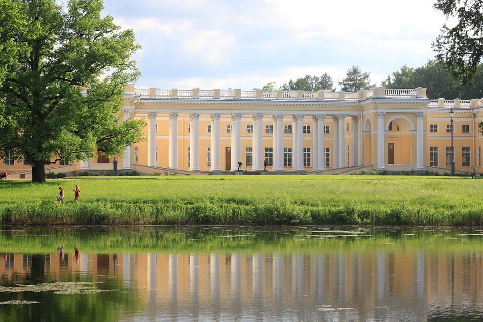 6. Tsarskoe Selo, Saint Petersburg (Russia)