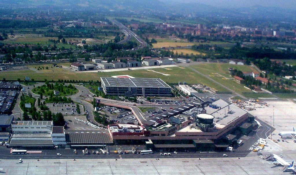 7. Guglielmo Marconi Airport, Bologna