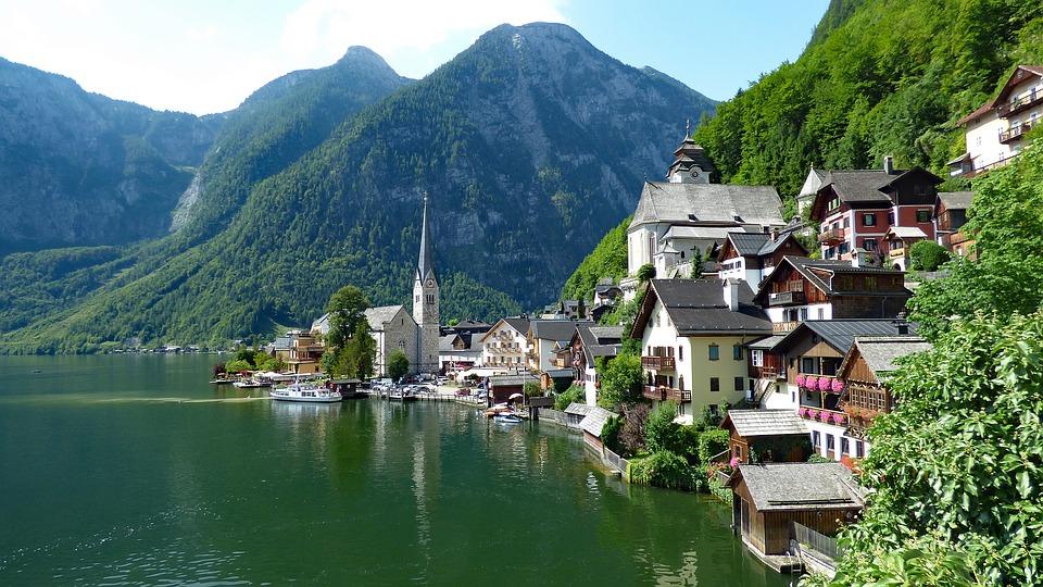 7. Hallstatt, Austria