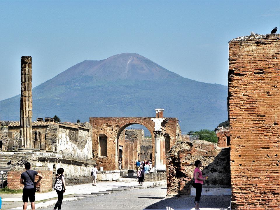 7. Pompeii Еxcavations (Italy)