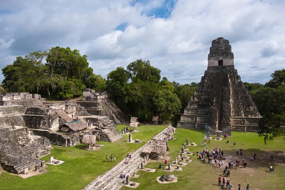 7. Tikal Temple IV, Tikal (Guatemala)