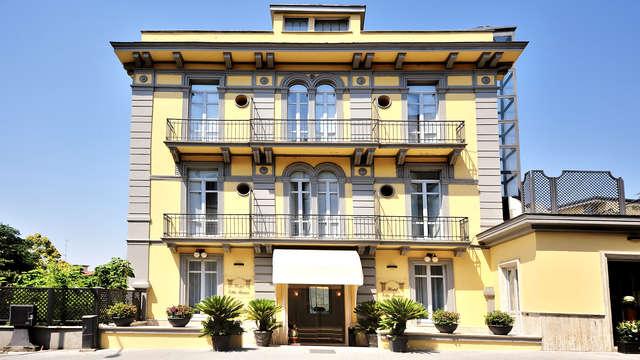 7. Villa Traiano - Benevento, Italy