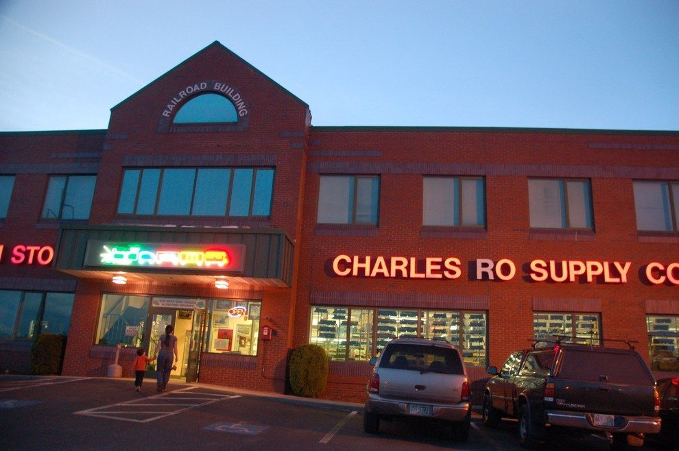 8. Charles Ro Supply Company, Malden (USA)