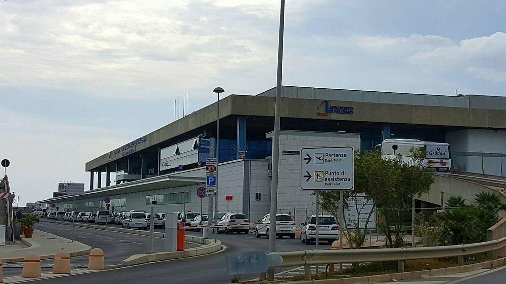 8. Falcone-Borsellino Airport, Palermo