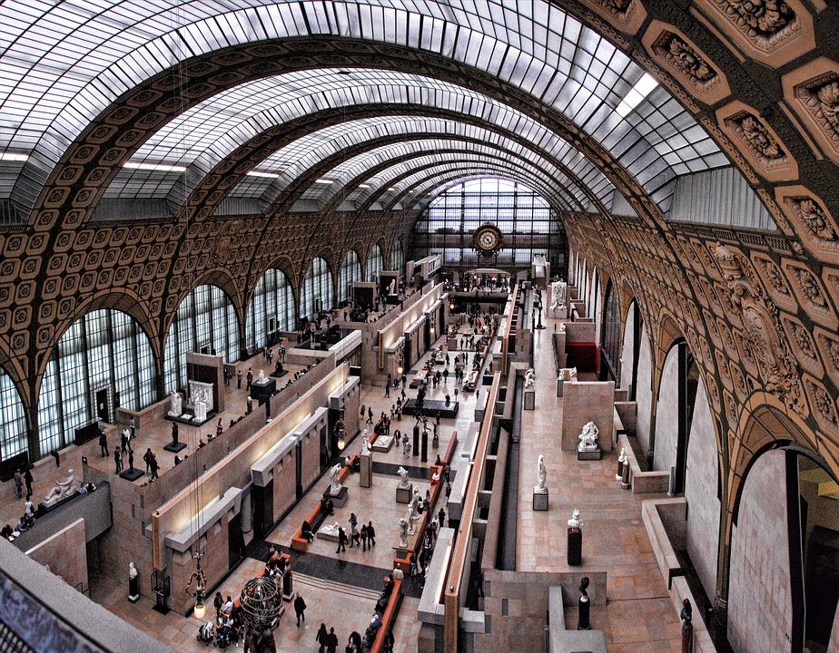 8. Musée d'Orsay, Paris (France)