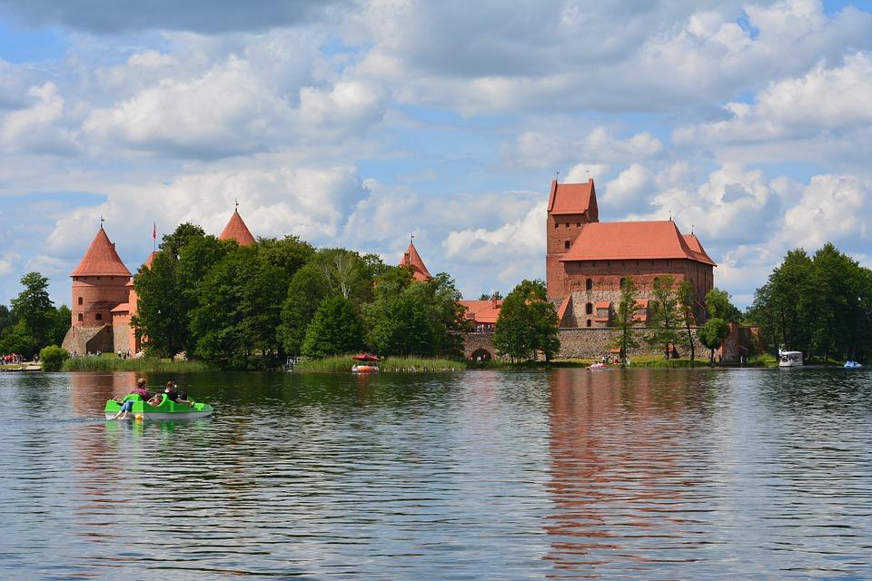 8. Trakai, Lithuania
