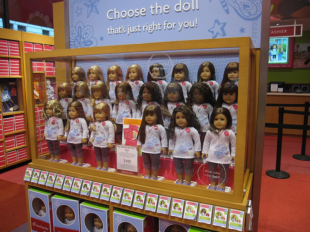 9. American Girl Place, Chicago (USA)
