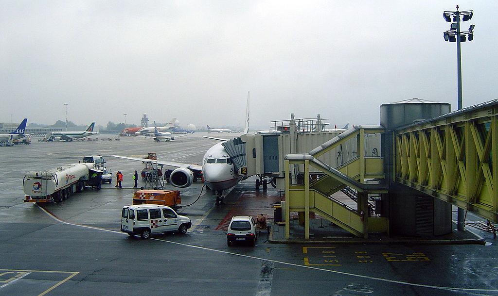 9. Milan Linate Airport, Milan