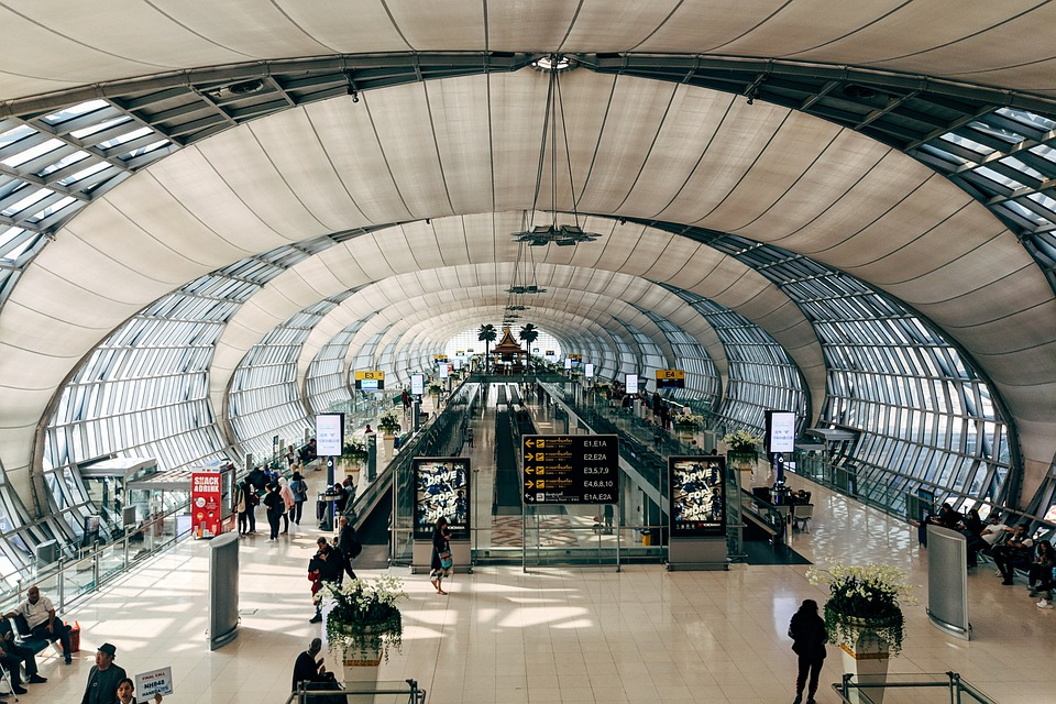 9. Suvarnabhumi, Bangkok - 32.40 sq km