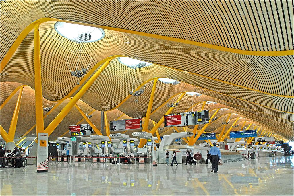 Adolfo Suárez Madrid-Barajas, Madrid