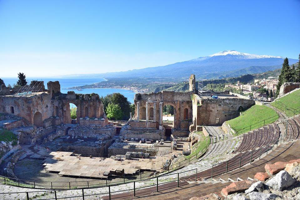 Ancient Theater, Taormina