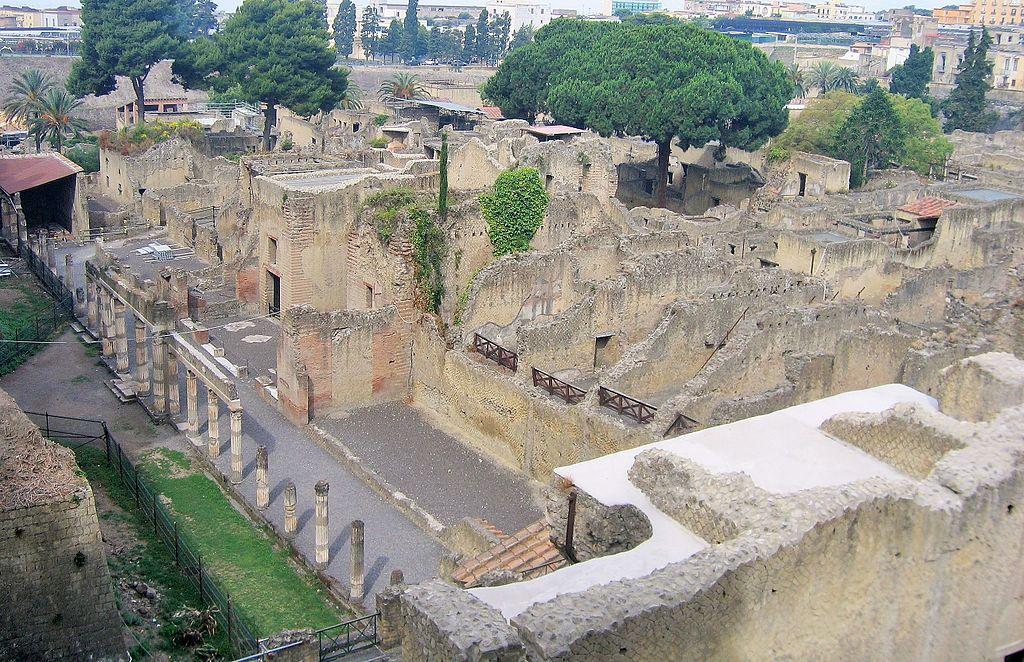 Archaeological Area of Herculaneum, Herculaneum