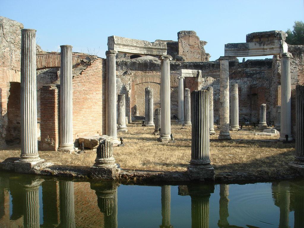 Archaeological Area of Villa Adriana