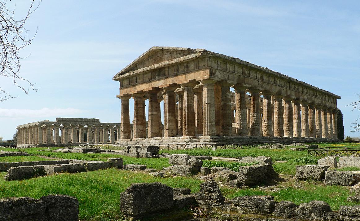 Archaeological Park of Paestum, Paestum