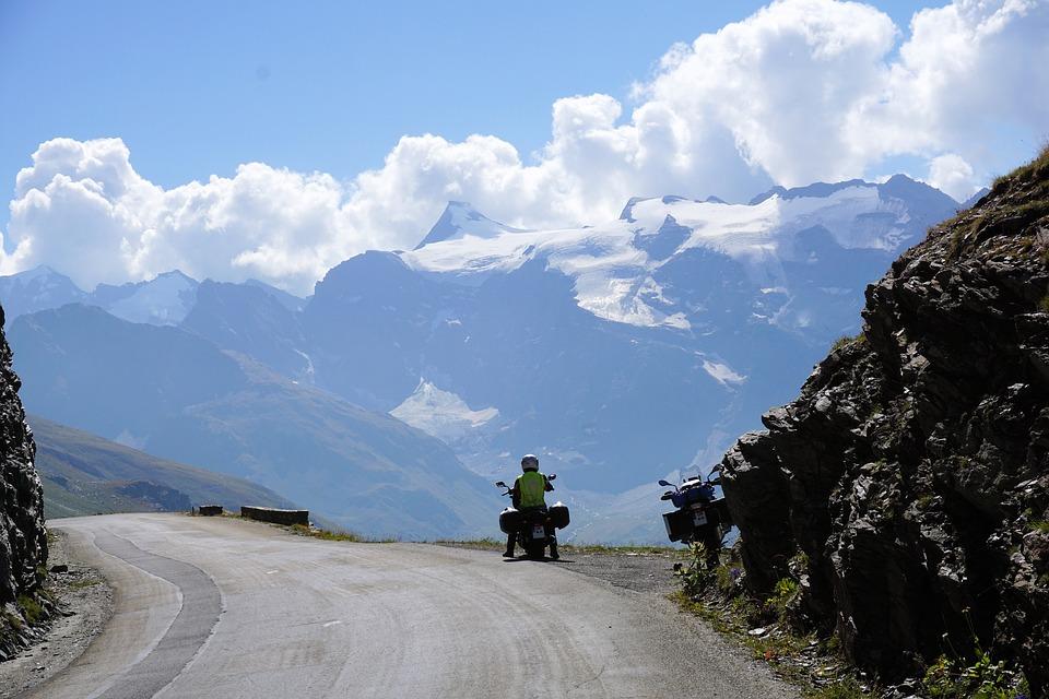Europe - Col de l'Iseran, 2.770 meters