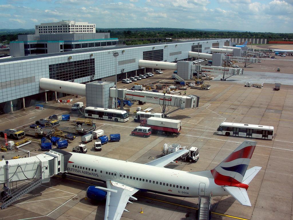 Gatwick Airport, London