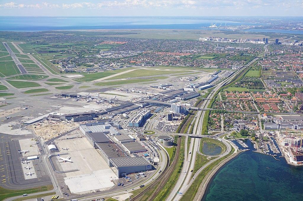 Kastrup Airport, Copenhagen