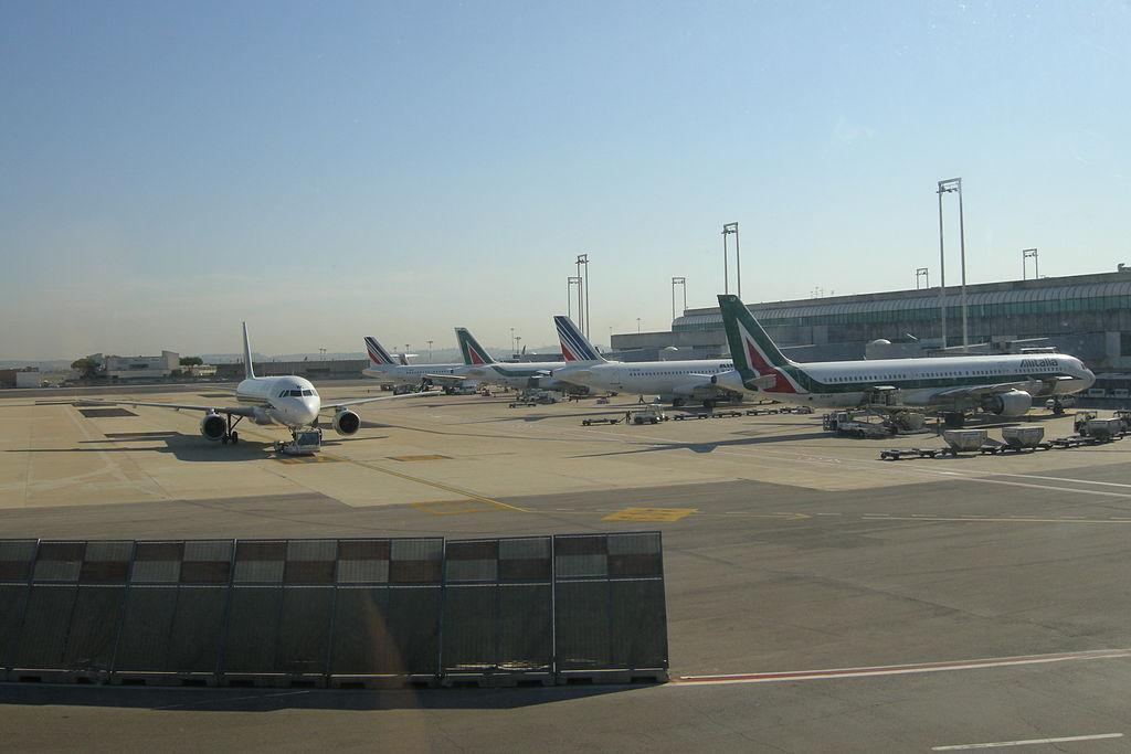 Leonardo da Vinci-Fiumicino Airport, Rome