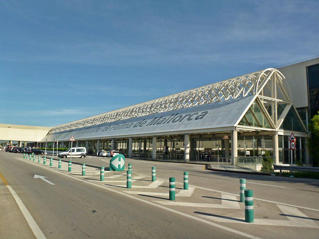 Palma de Mallorca Airport, Palma de Mallorca