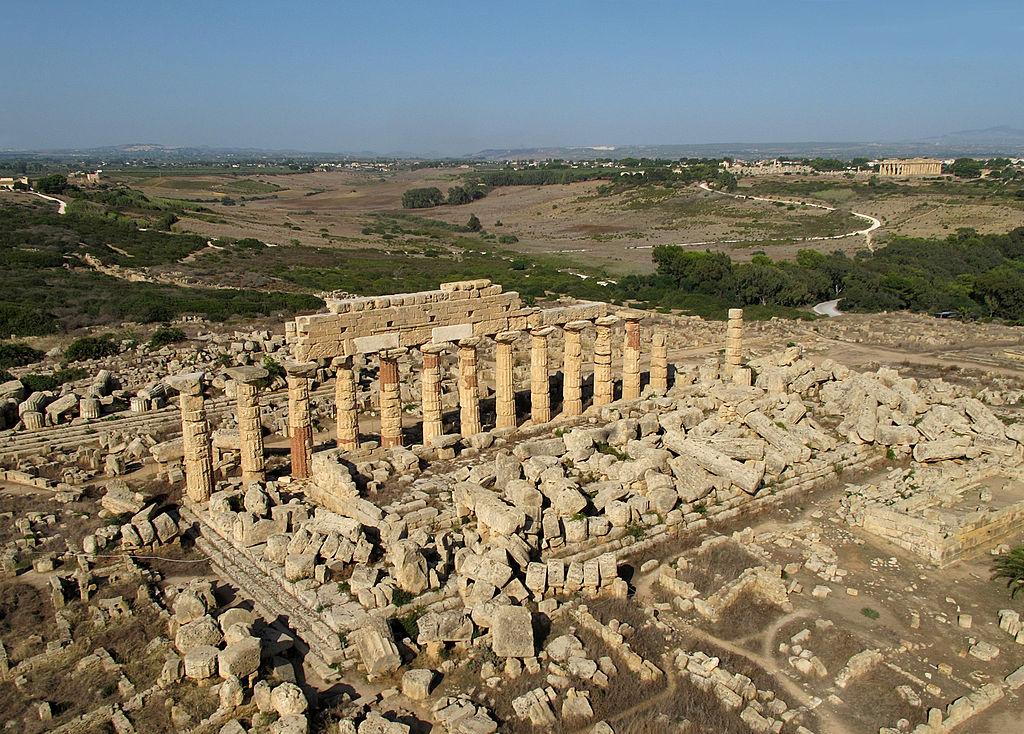 Selinunte Archaeological Park, Castelvetrano Selinunte