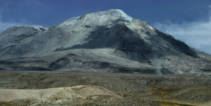 South America - Abra Patapampa, 4,910 meters