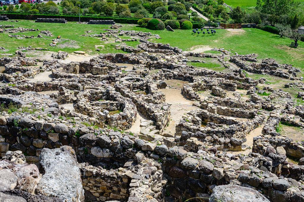 """Su Nuraxi"""" Archaeological Area, Barumini"""