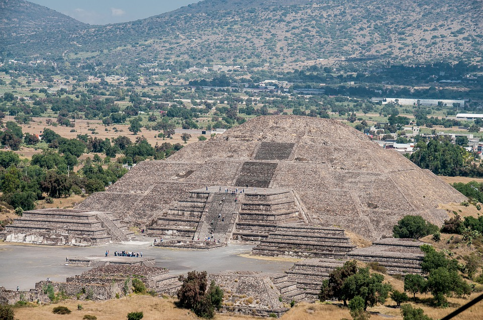 Teotihuacan - Teotihuacan, Mexico
