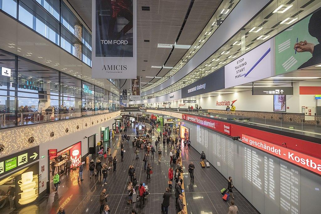 Vienna Airport, Vienna
