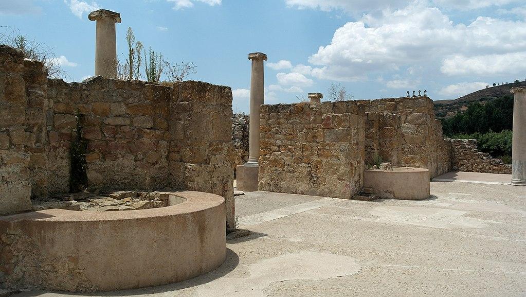 Villa Romana del Casale, Piazza Armerina