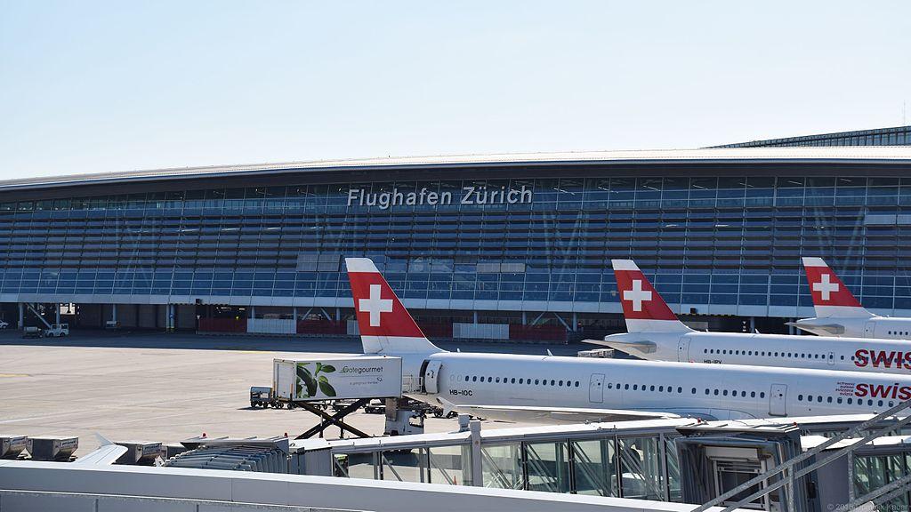 Zurich Airport, Zurich