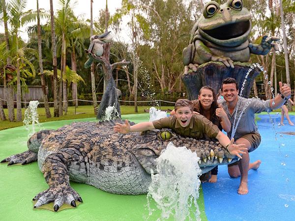1. Australia Zoo - 400 hectares