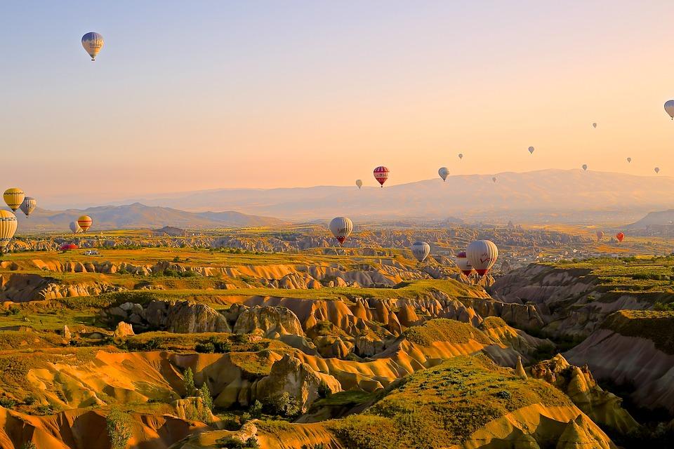 1. Cappadocia - Turkey