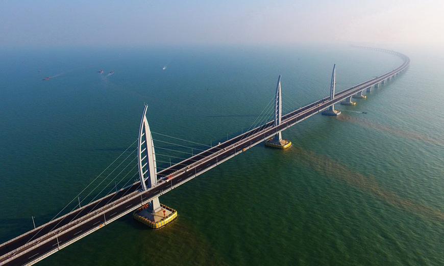 1. Danyang Kunshan Bridge