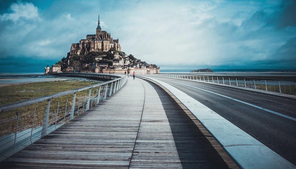 1. France - 86.9 million per year